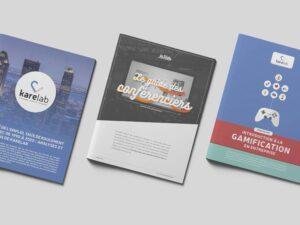 création de E-book par La Slide
